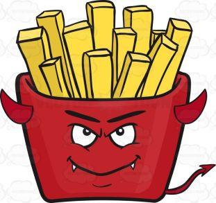 devil chips
